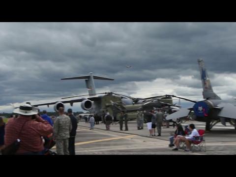South Carolina Air Expo at McEntire Joint National Guard Base
