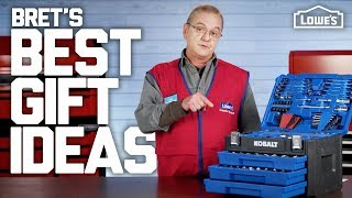 Best Holiday Gifts 2018 | Lowe's Buying Guides with Bret