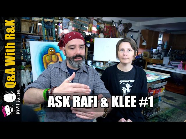 Ask Rafi And Klee #1