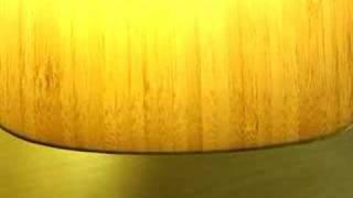 Bamboo Cutting Board Medium
