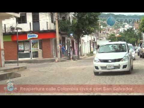 Finalizan trabajos del Colector en Col. 5 de diciembre Puerto Vallarta