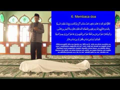 TATA CARA SHALAT JENAZAH (Sesuai Sunnah Rasul)