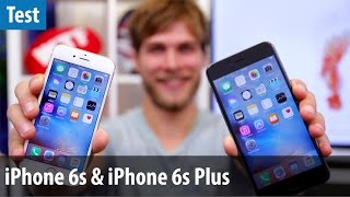 Apple iPhone 6s & 6s Plus im PC-WELT-Test | deutsch / german