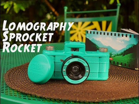 Lomography Sprocket Rocket Full Review