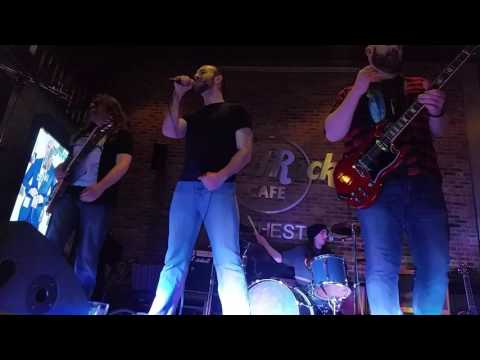 Dr Strangelove - I want to break free (Queen cover) @ Hard Rock Cafe Manchester March 2017