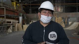 Rampa Mini Mini | 6 a 10 años| Bowlpark Construcciones| Chile | Mini Ramp