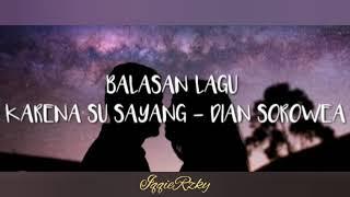 Download lagu Balasan lagu KARNA SU SAYANG Cover Aviwkila MP3