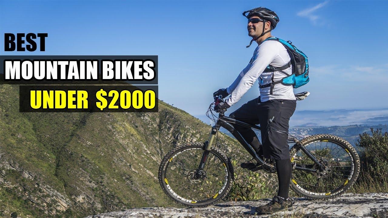 Best Mountain Bikes Under 2000 >> Best Mountain Bikes Under 2000 2019