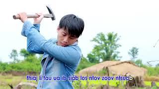 Instrumental \ karaoke; tseem nco thaum kawm ມໍ3 ມໍ4 by Pov Vang
