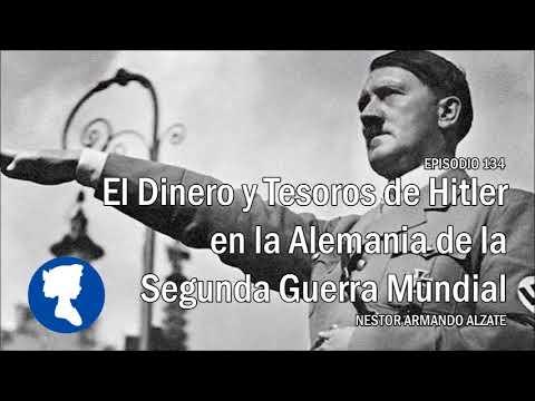 EP 134 El Dinero y los Tesoros de Hitler