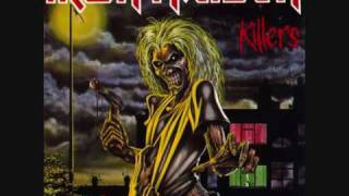 iron maiden-another life