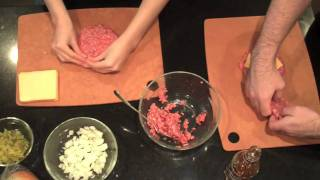 Making Your Own Jucy Lucys