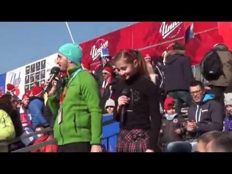 ZALEILAH – MAJA HUMERCA ŠOLAR(54. Pokal Vitranc Audi FIS Ski World Cup)