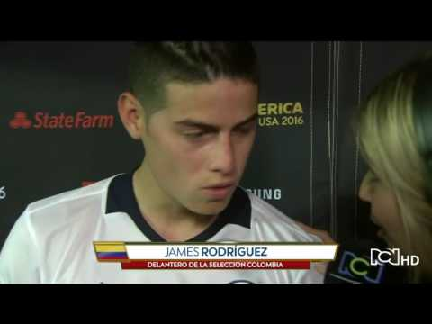 James Rodríguez le hizo una broma pesada y ahora todos hablan de ella