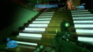 halo reach legendary speed run all levels no deaths in 2 20 52 world record
