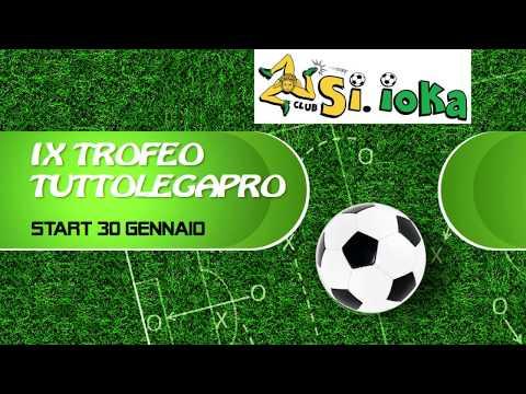 IX Trofeo Tuttolegapro - Giornata 1 - Sofia Bomboniere 6-2 Autoricambi usati E.