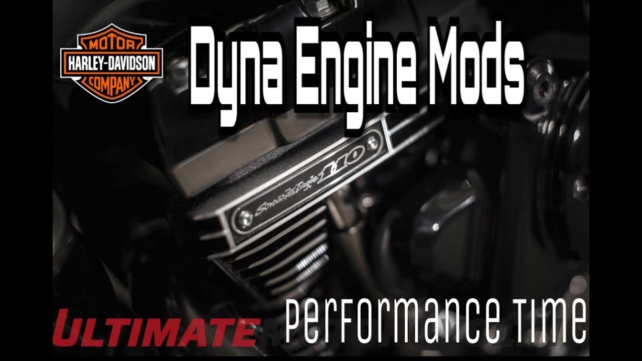 Harley Davidson Dyna Screaming Eagle stage 5 intro video
