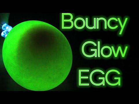 How To Make Egg Glow In The Dark 4 Steps With Pictures Instructables