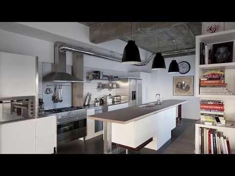 Modern loft design 2017
