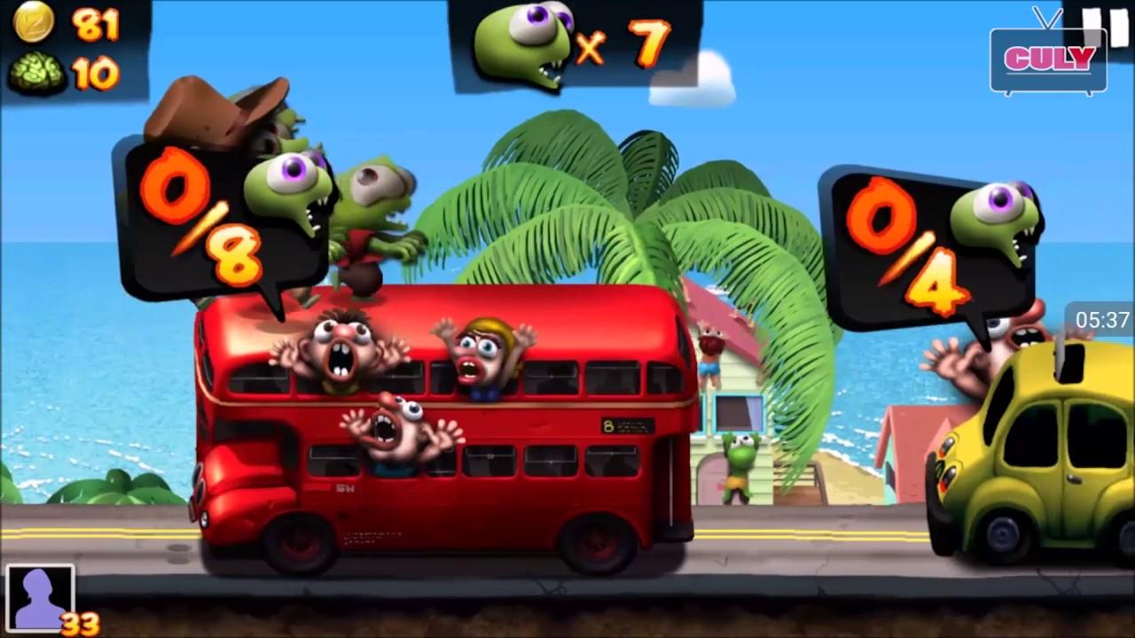 Trò chơi đội quân Zombie Tsunami phá thành phố hài – cu lỳ chơi game lồng tiếng vui nhộn