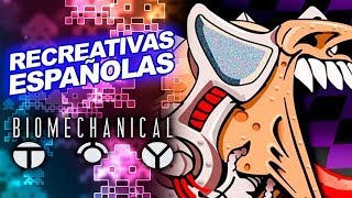 Recreativas Españolas: Biomechanical Toy   MERISTATION