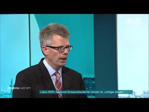 Klimakabinett: Hubertus Bardt