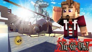 Minecraft Yugioh #1 - NEW DINOSAURS! (Minecraft Roleplay) S5E1