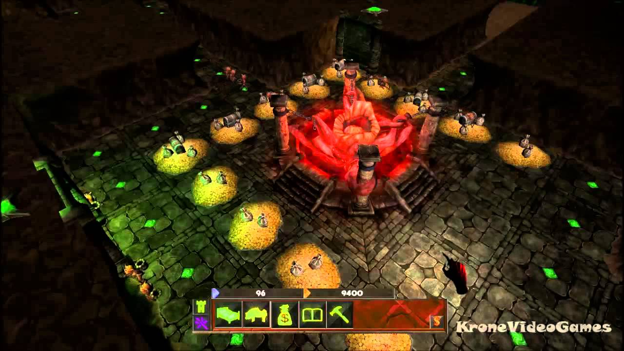 War For The Overworld Gameplay Pc Hd Youtube