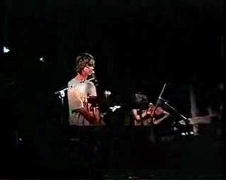 Gorky's Zygotic Mynci -  Desolation blues (live  1999)
