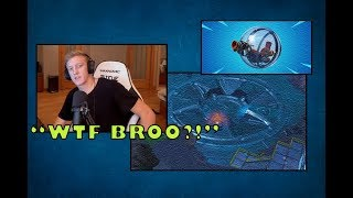 Tfue REACTS to BUG in Fortnite Event * loot lake * | Fortnite Yea!