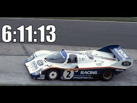 The Unbeatable Nurburgring Lap Record Tribute To Stefan Bellof