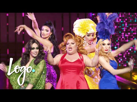 All Stars 2 Cast Performs 'I Am What I Am' for Harvey Fierstein | Trailblazer Honors | Logo