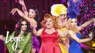 All Stars 2 Cast Performs