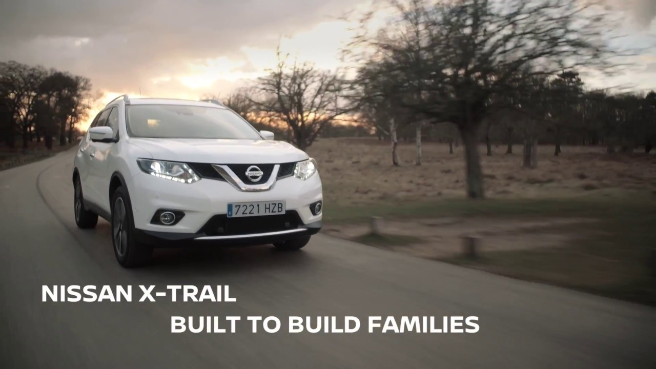 nissan x trail 4dogs concept the pawfect car for family adventures youtube. Black Bedroom Furniture Sets. Home Design Ideas
