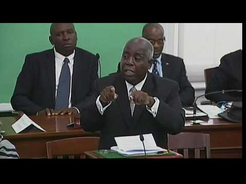 2017-2018 Budget for The Bahamas Debate Day 6 (Afternoon Session)