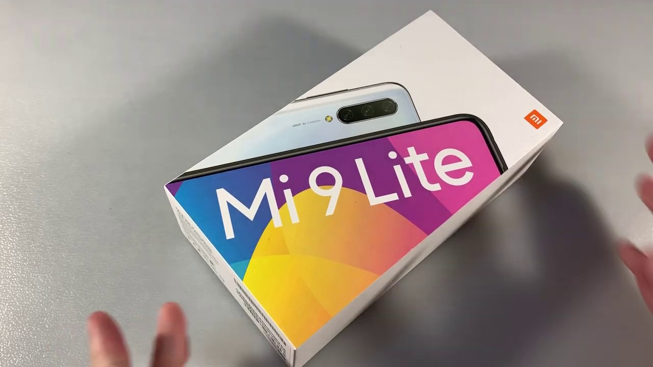 Review Xiaomi Mi 9 Lite 6/64GB