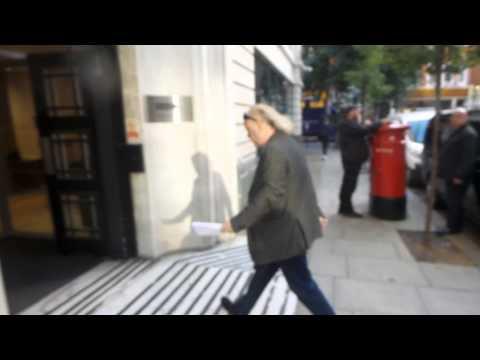 Bill Bailey in London 25 09 2015