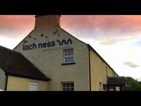 Oddie's Scottish Ramble - part 3 - The Loch Ness Monster!