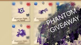 CLOSED Phantom Set Giveaway Animal Jam Play Wild