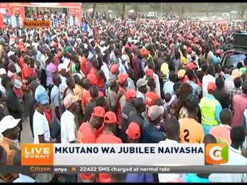 Jubilee is borrowing money to develop Kenya - DP Ruto