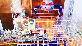 取れるまで行う!?【進撃のUFOキャッチャー】returns 進撃の巨人Attack on Titan