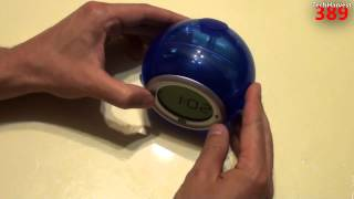 Little Squirt - The Bedol Eco Friendly Water Powered Alarm Clock