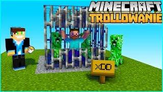 Minecraft Trollowanie! - ZNOWU CHAMSKO! (#62) | Minecraft Vertez