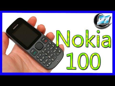 Nuevo Nokia 100 Cibercell Comunicaciones