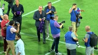 Fatih Terime Fiorentina taraftarlarının ilgisi büyük oldu