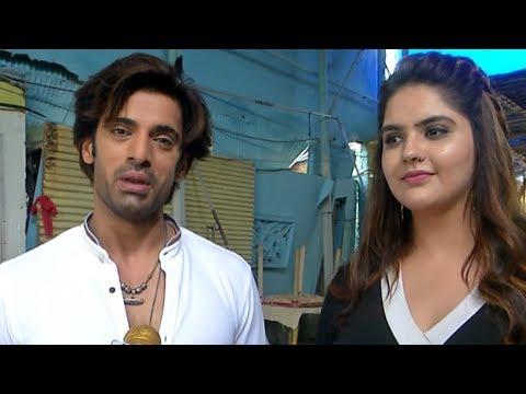 Anjali Anand And Mohit Malik Interview On  Kulfi Kumar Bajewala Serial Location