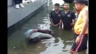 Alauddin & Lima Dead-body Recover from Rangamati Kaptai Lake 22 March 2014