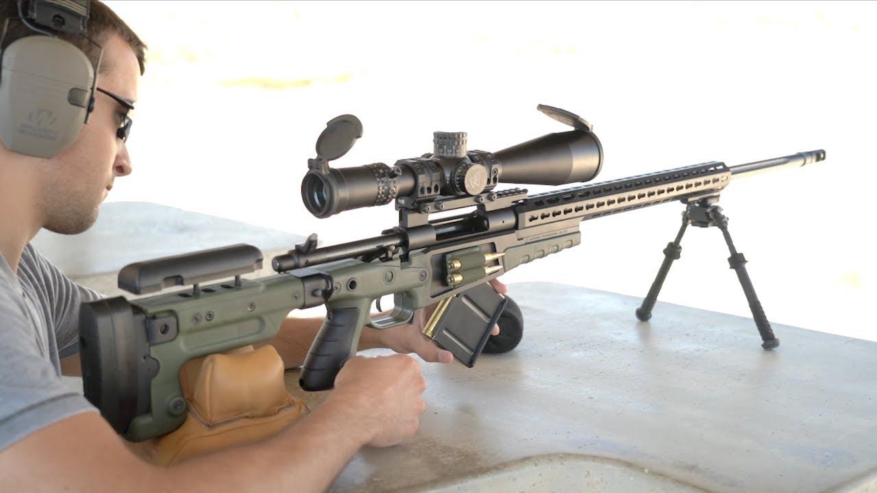 My New Long Range  300 Win Mag Rifle