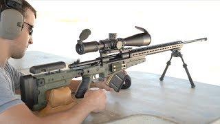 My New Long Range .300 Win Mag Rifle