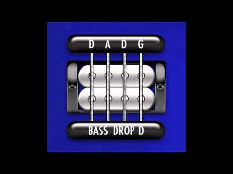 Perfect Guitar Tuner (Bass Drop D = D A D G)
